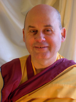 The Teacher Kelsang Chodor