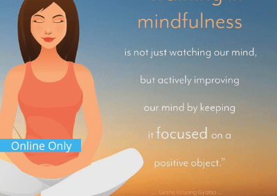 What is Mindfulness 21 Aug